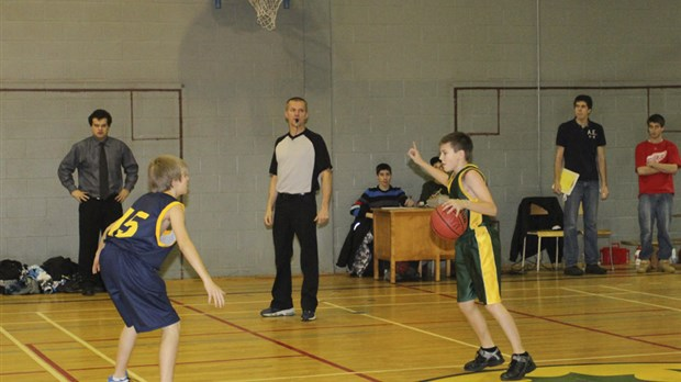 Basketball au Tournesol