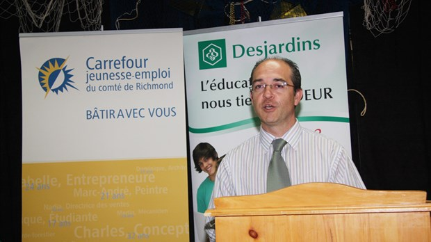Trio Desjardins (secteur de Richmond)