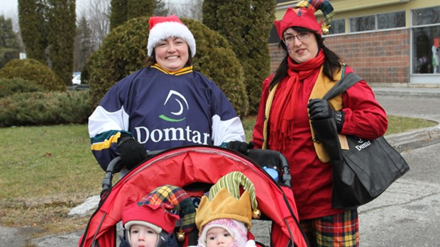 Parade de Noël à Windsor 2012