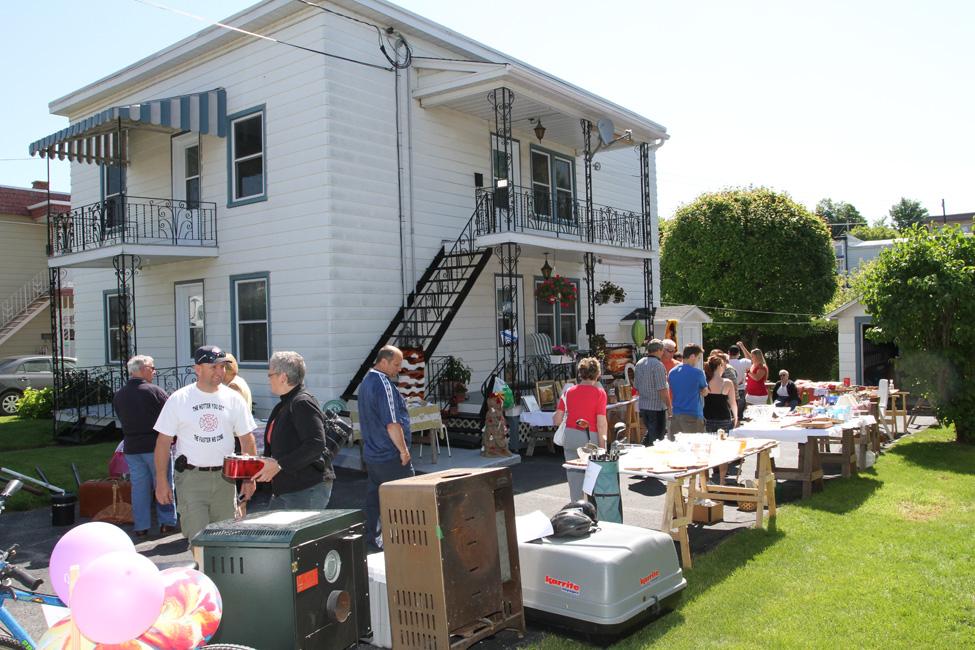 ventes de garage 2012 actualit actualit s l 39 tincelle