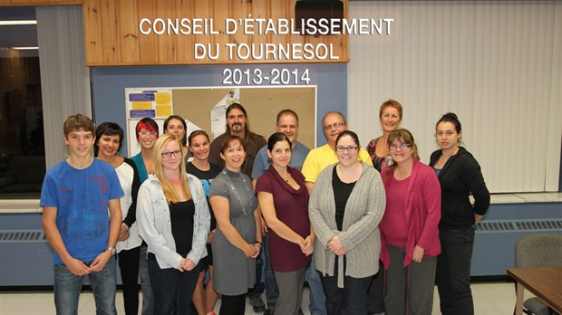 Du Tournesol école secondaire à Windsor