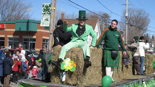 Photos de la parade de la St-Patrick à Richmond