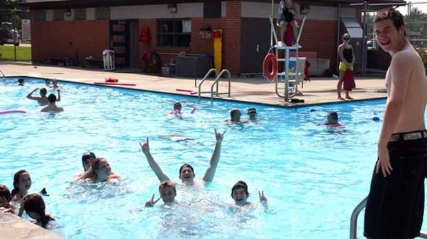 Une semaine parfaite pour la baignade la piscine - Piscine municipale quebec boulogne billancourt ...