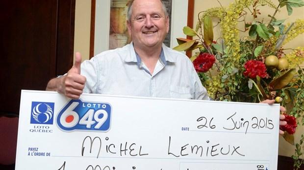 un nouveau millionnaire gr u00e2ce  u00e0 un lot garanti du lotto 6