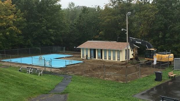 La piscine de danville se refait une beaut actualit s - Piscine municipale quebec boulogne billancourt ...