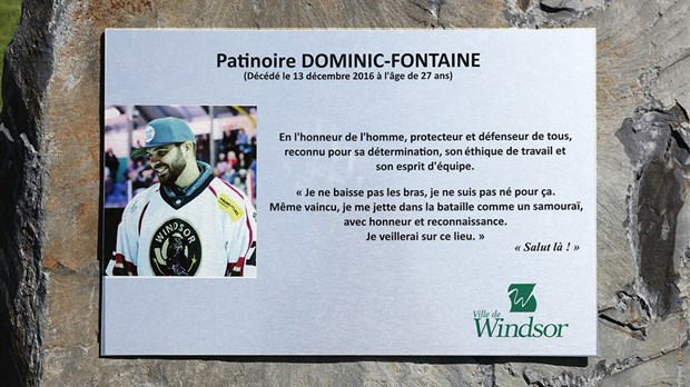 Patinoire Dominic Fontaine